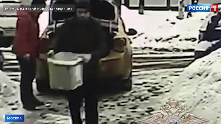 В Москве задержали подозреваемых в краже большой партии красной икры