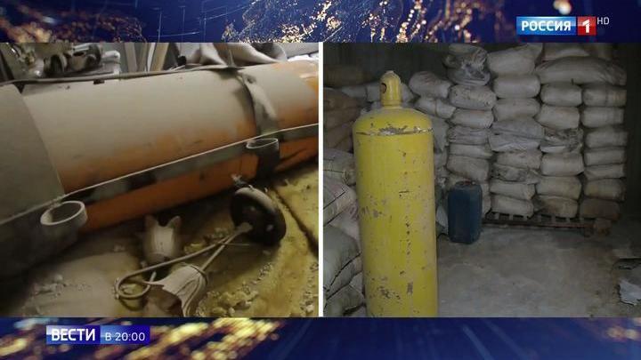 Сирийская Дума: боевики синтезировали химическое оружие в промышленных масштабах