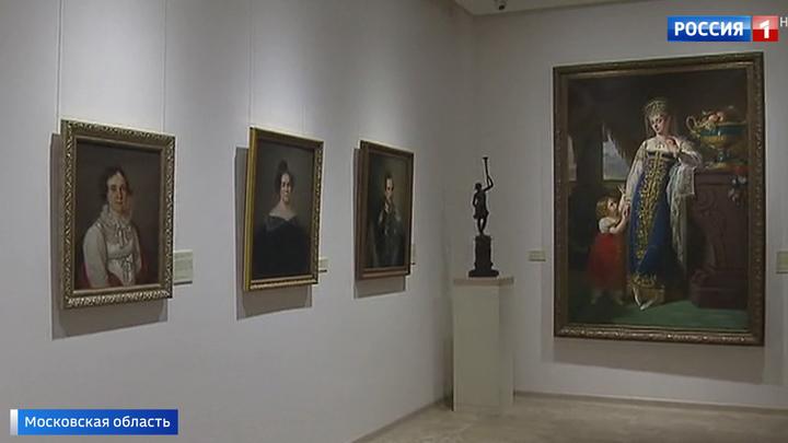 Захваченные бывшим чиновником предметы искусства выставят в музее