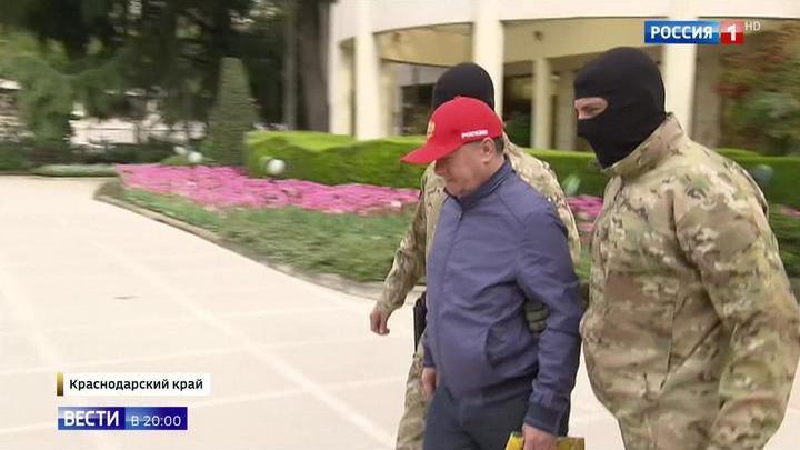 СКР, ФСБ, МВД, Росгвардия провели на Кубани масштабную операцию против коррупционеров