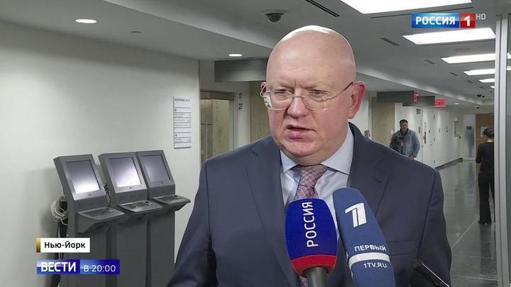 Россия обещает созвать Совбез, если Лондон будет отмалчиваться и дальше