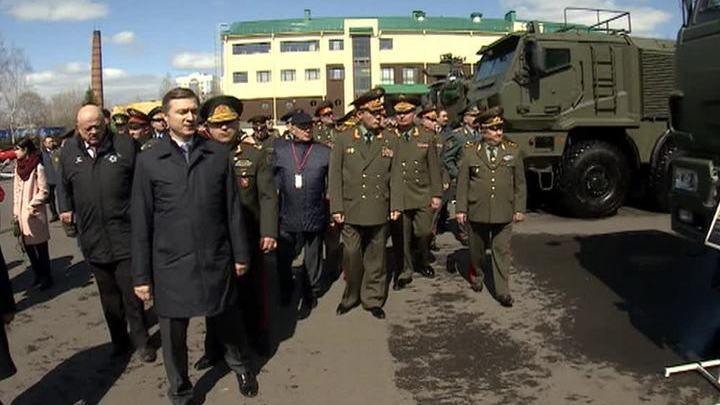 Главы штабов вооруженных сил стран СНГ собрались в Казани
