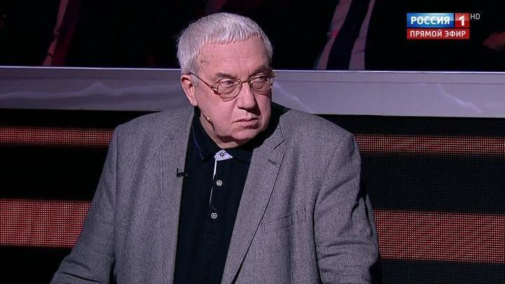 Вечер с Владимиром Соловьевым. Эфир от 23 апреля 2018 года
