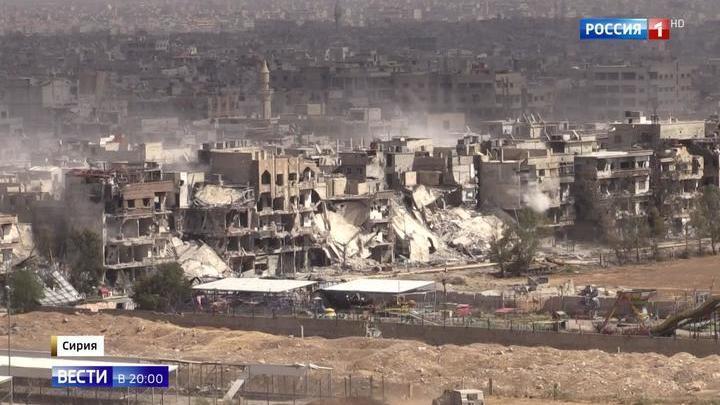 Битва за Дамаск: несколько районов возвращаются под контроль правительственных сил