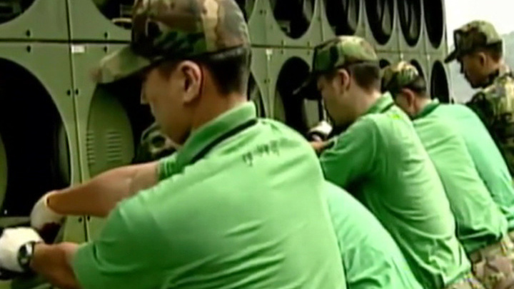 Северная Корея начинает демонтаж ядерного полигона