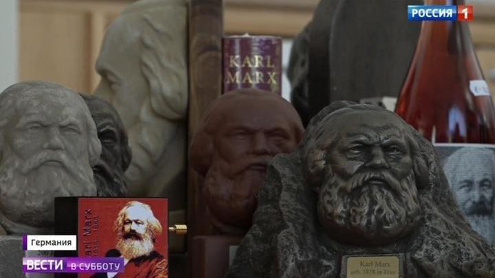 Призрак коммунизма гремит цепями и бродит по Европе