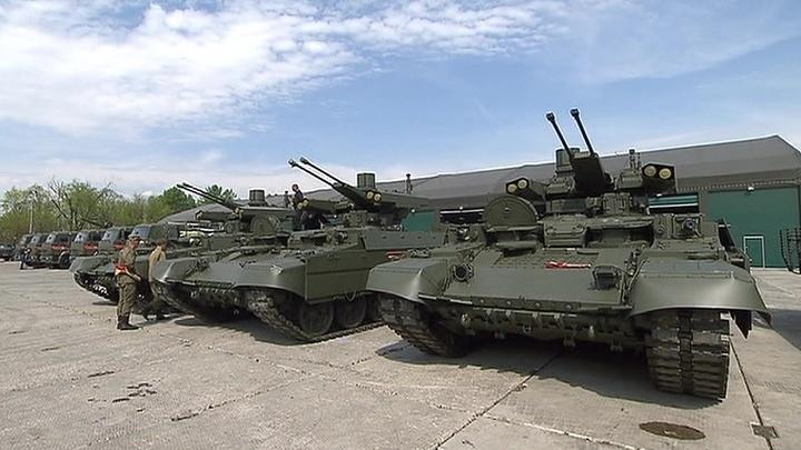 """Новые """"игрушки"""" российских военных способны выполнить самые сложные задачи"""