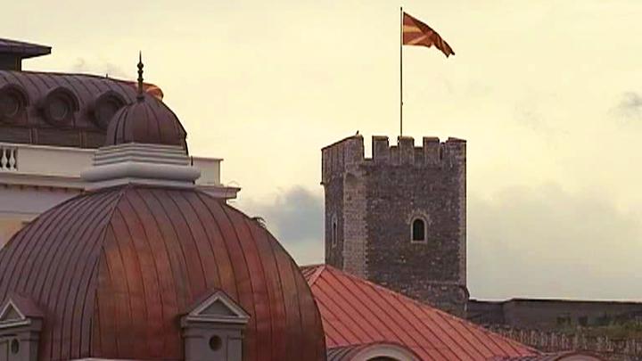 Македония. Страна солнца. Специальный репортаж Ю. Пономаревой