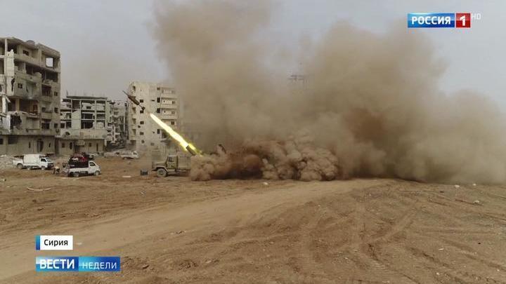 Война в Сирии: финал появился на горизонте