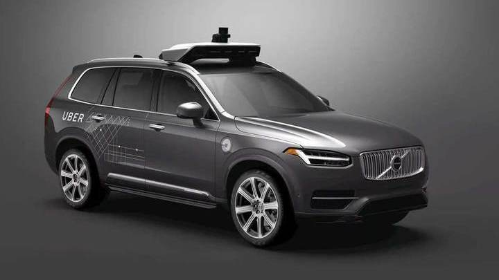 Uber показала прототип аэротакси
