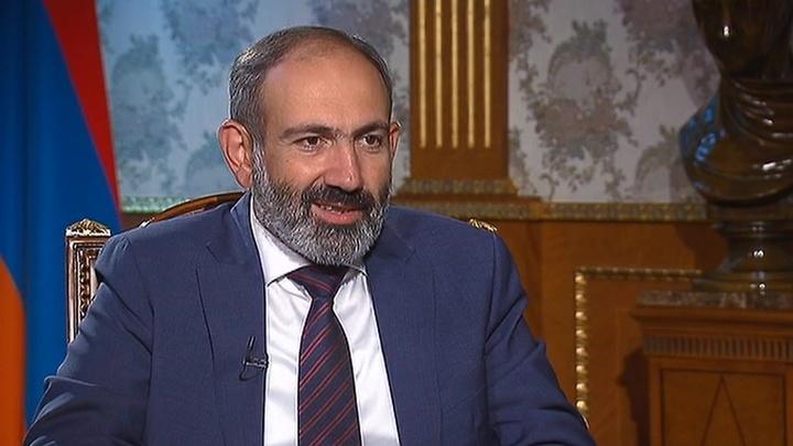 Никол Пашинян об отношениях России и Армении: Интервью телеканалу Россия 24