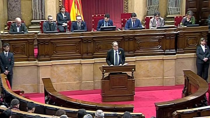 Парламент Каталонии приступает к дебатам по кандидатуре нового главы правительства