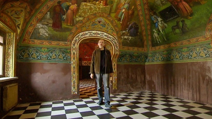 Облюбование Москвы. Юсуповы палаты