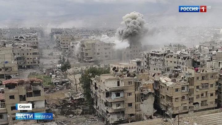 Террористы окопались в центре Ярмука
