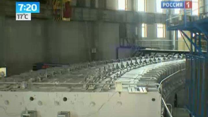 Аналог адронного коллайдера строят в Дубне