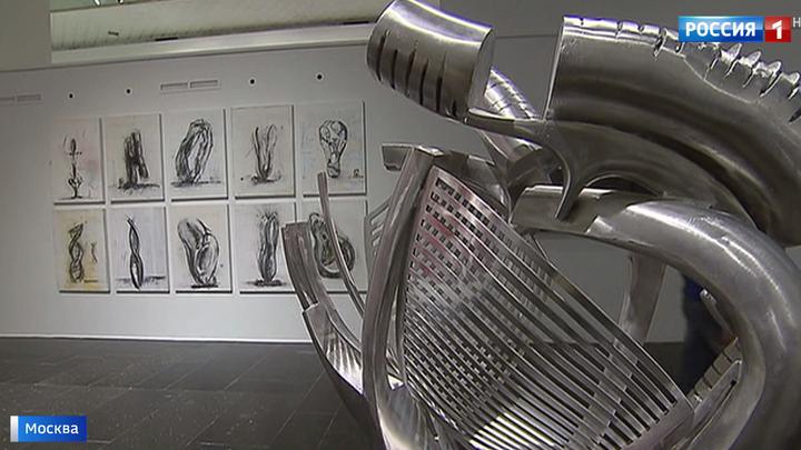 Дышащие формы: в Новой Третьяковке - выставка Вадима Космачева