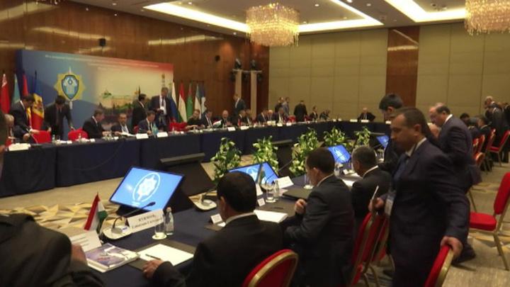 В Москве прошло заседание руководителей органов безопасности стран СНГ