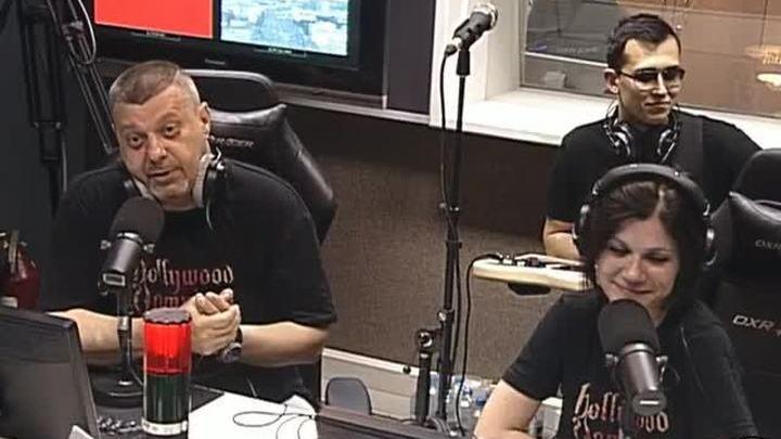 Студия Владимира Матецкого. Живой концерт группы