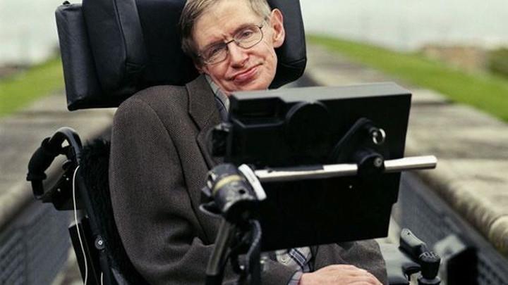 Стивен Хокинг - крупнейший астрофизик современности, популяризатор науки