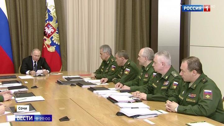 Владимир Путин раскрыл планы по использованию российского супероружия