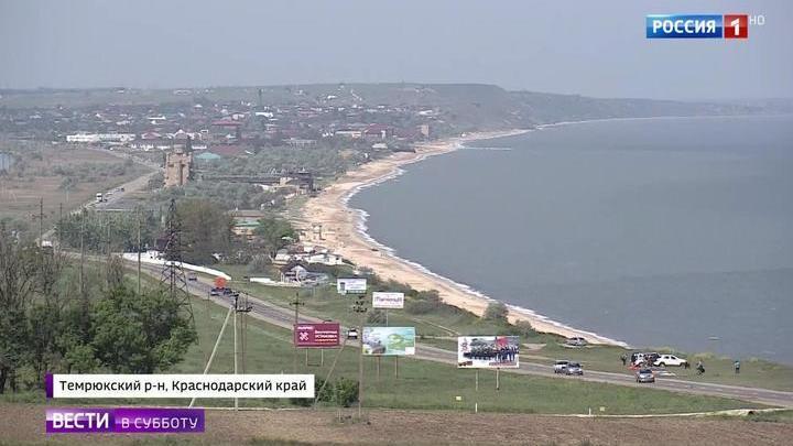 Крымский мост открыт, пляжи готовятся