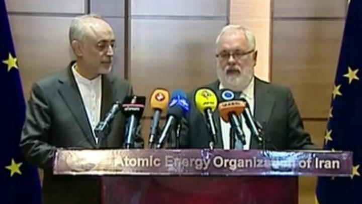 ЕС и Иран создадут рабочую группу по нефтяной торговле