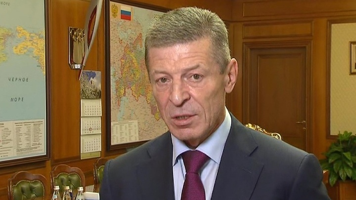Дмитрий Козак о снижении акцизов на бензин