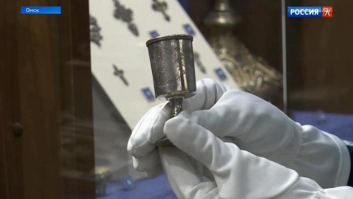Уникальные предметы нумизматики могут увидеть посетители Омского историко-краеведческого музея