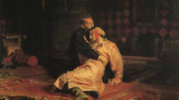 Камерная выставка Ильи Репина открылась в Третьяковской галерее