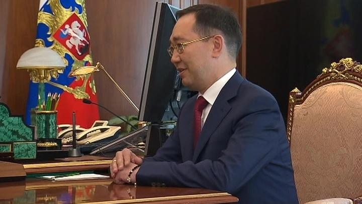Опять Николаев: мэр Якутска стал врио главы республики Саха