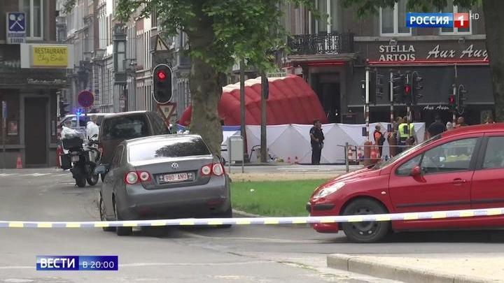 Теракт в Льеже: второй уровень угрозы сохранится несколько дней