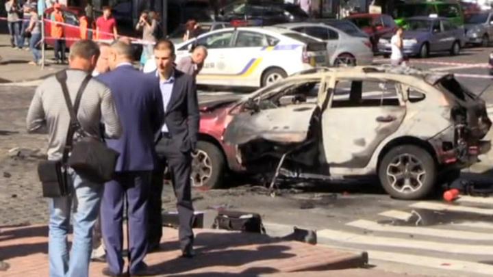Территория повышенной опасности: убийство журналиста в Киеве стало далеко не первым