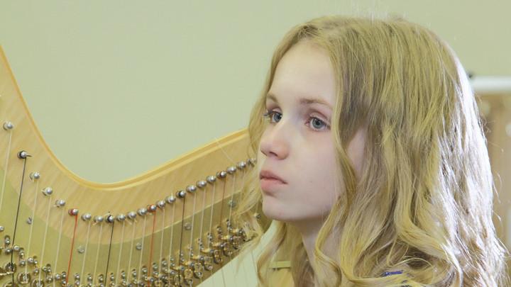Саша  Арсёнова, фото Тараса Золотько