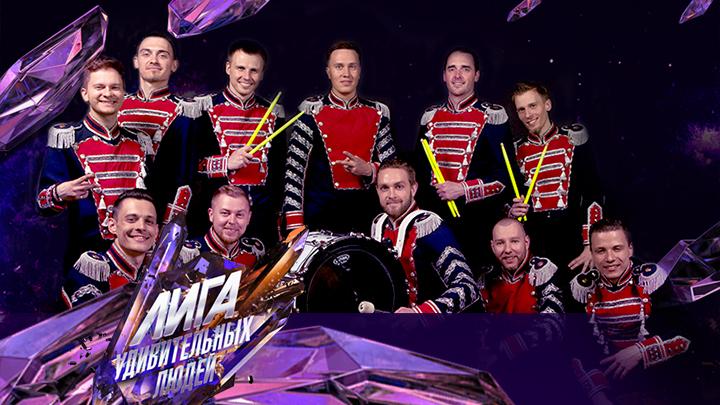 Барабанное шоу Vasiliev Groove (Россия)