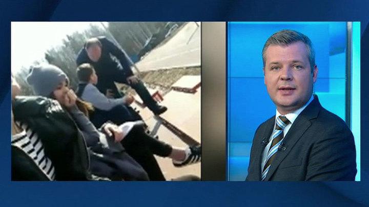 Побивший школьника депутат не считает себя виновным