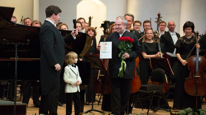 Валерий Гергиев и Денис Мацуев представят лауреатов конкурса Grand Рiano Competition
