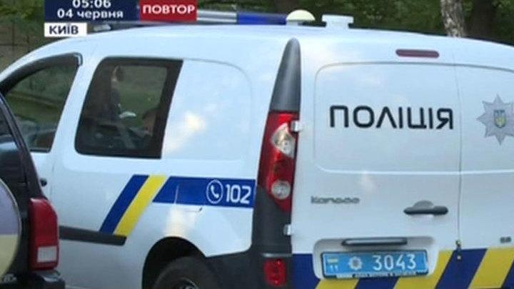 В Киеве мародеры влезли через окно в квартиру арестованного журналиста Вышинского