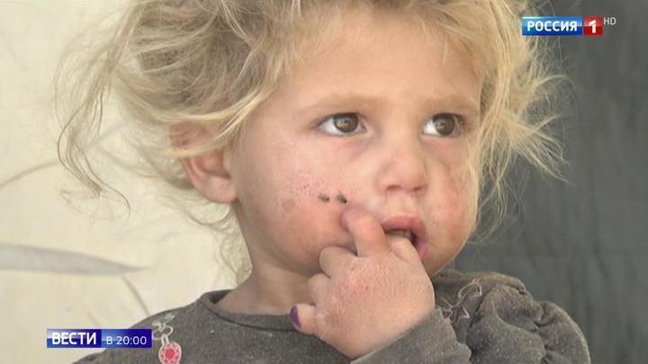 """Нет света, воды и еды: что стало с Раккой после """"победы"""" коалиции"""