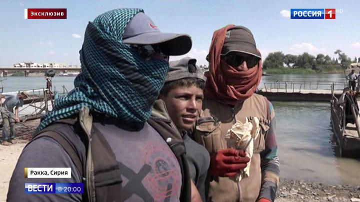 """""""Освобождение"""" по-американски: Ракка продолжает жить в руинах без света и воды"""