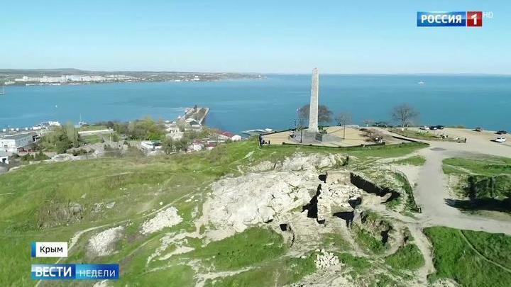 Крым ждет гурманов и туристов