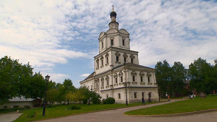 Облюбование Москвы. Андроников монастырь