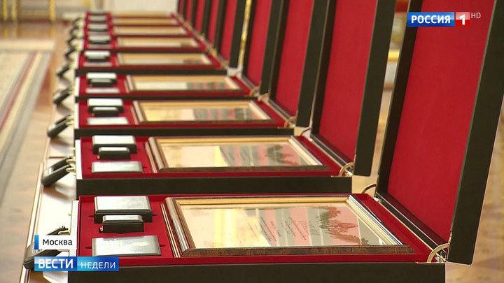 Лауреаты Государственной премии: награда именная, но заслуга коллективная