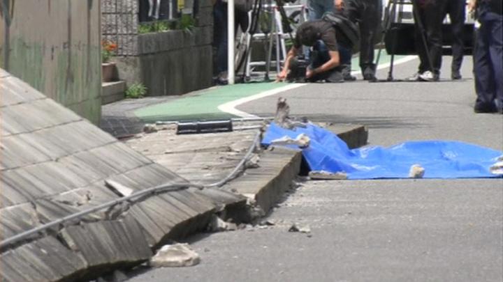 До четырех человек увеличилось число жертв землетрясения в Японии