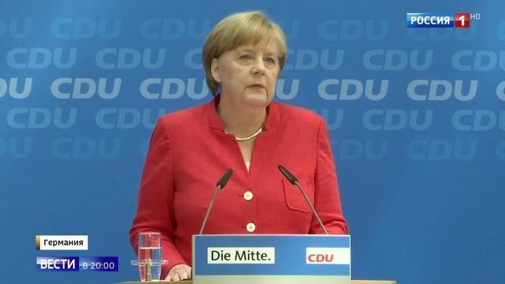 Ангеле Меркель дали последнюю отсрочку для введения жестких мер по проблеме миграции