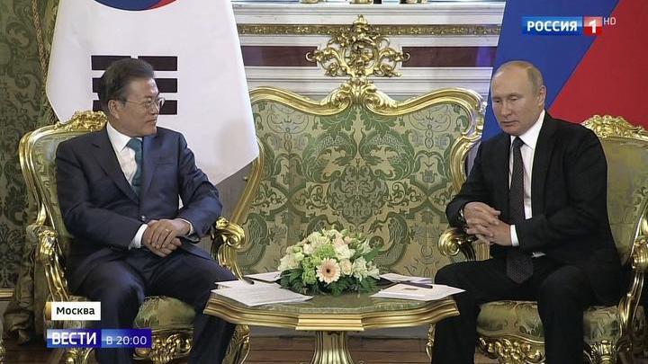 Девять мостов сотрудничества: Москва и Сеул развивают большой политический диалог