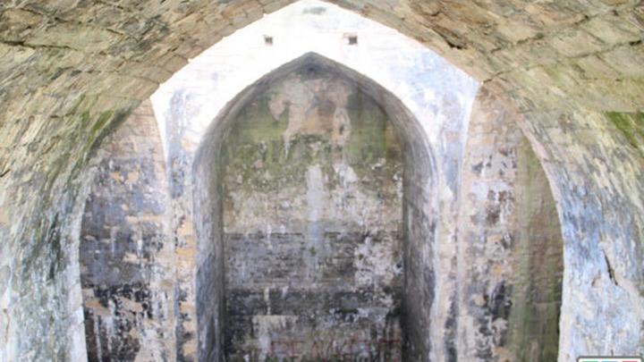 Крестово-купольный христианский храм в Дербенте периода Кавказской Албании возможно является древнейшим христианским храмом на территории России