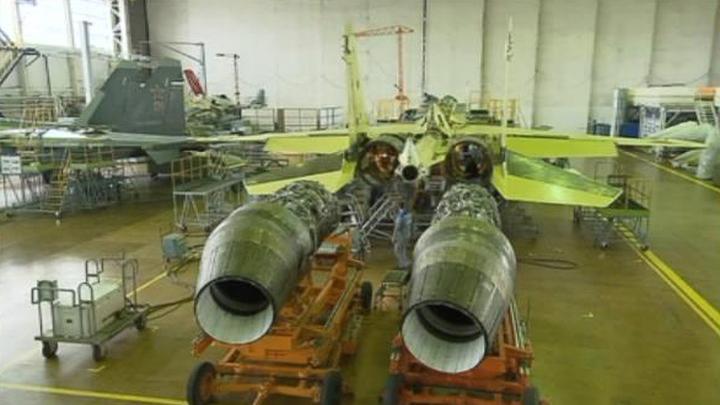 Первые истребители Су-57 готовы к отправке в войска