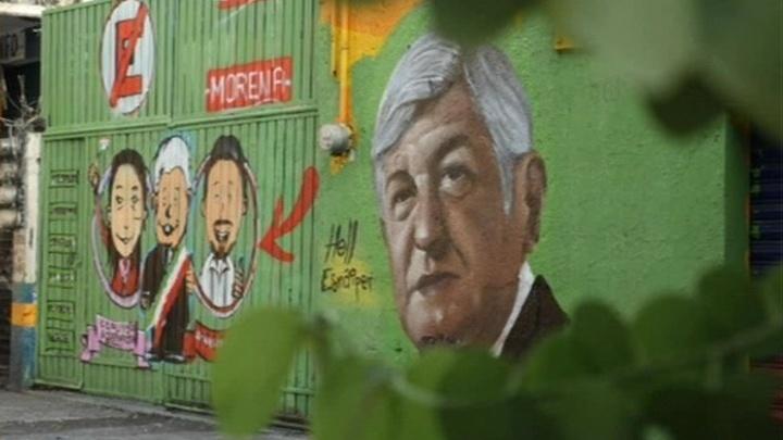 """Мексиканцы готовы выбрать президентом """"кандидата из народа"""""""