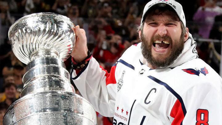Овечкин вошел в Топ-8 лучших хоккеистов НХЛ всех времен