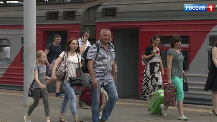 Подмосковные электрички станут для пенсионеров бесплатными